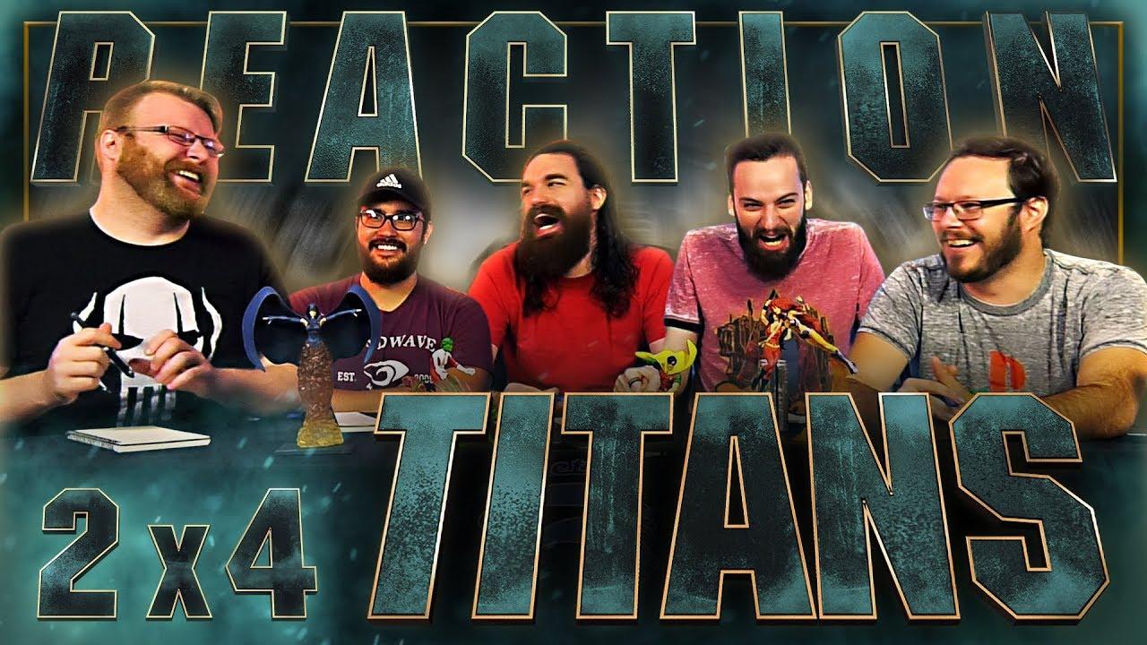 """Download Titans 2x4 REACTION!! """"Aqualad"""""""