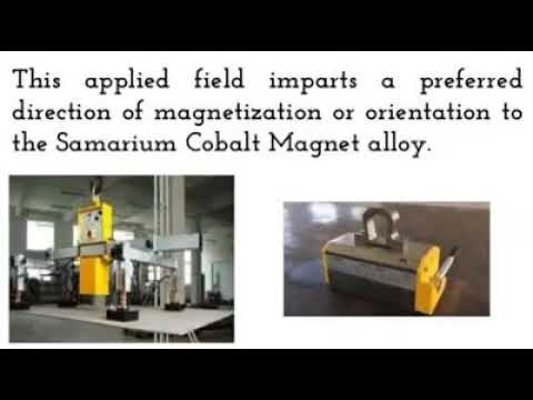 What Are Samarium Cobalt Magnets and Their Uses