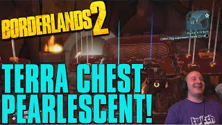 Borderlands 2 Pearlescent Drop from Terramorphous Chest!