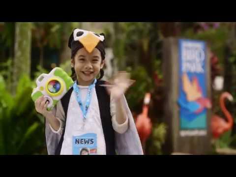 Jurong Bird Park TVC