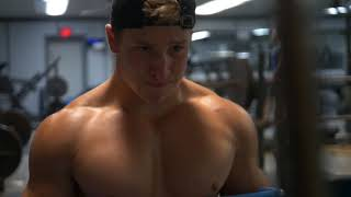LIFTING WITH LARRY 15YRS OLD -DLFITNESS