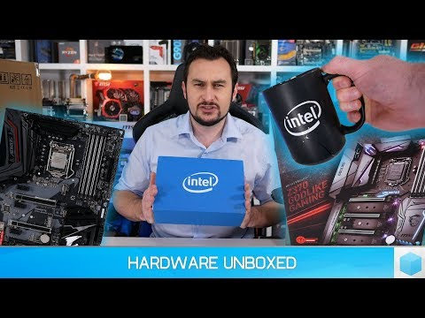 Unboxing Boxes #39: MSI Z370 Godlike, Z370 Aorus Ultra Gaming + Cracked Cup Unboxing :)