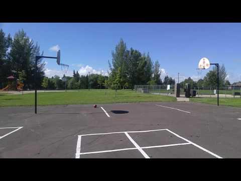 Wildwood School Basketball Court