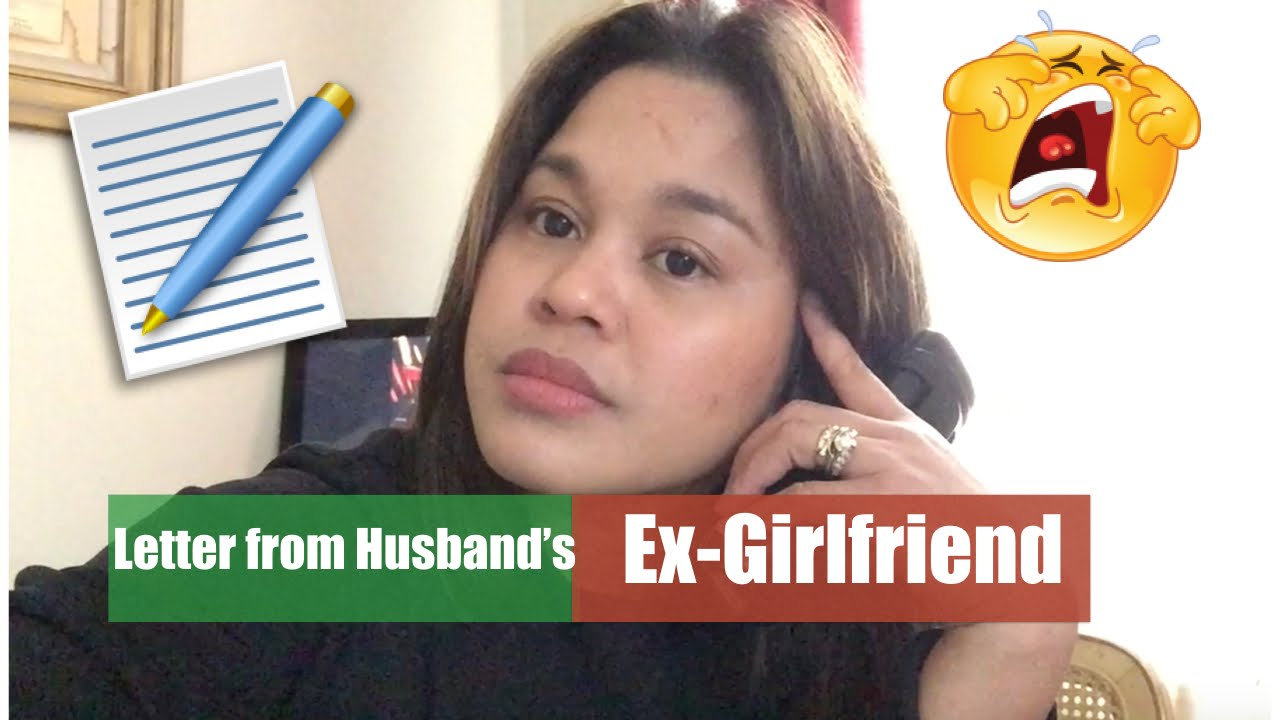 husbands ex girlfriend