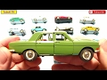 Learning Street Vehicles Names And Sounds For Kids With 2015 Cars And Trucks