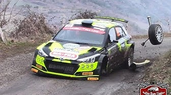 Rallye Monte Carlo 2020 - DAY 2 [CRASH]
