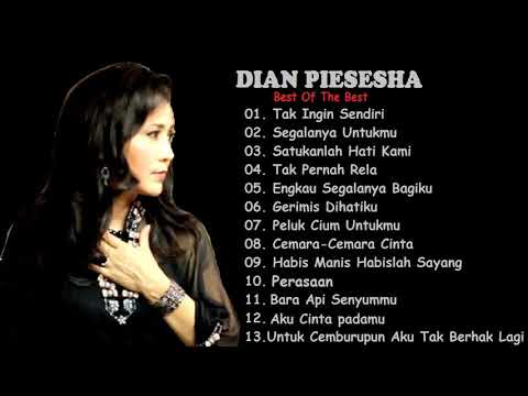 DIAN PIESESHA -BEST OF THE BEST ALBUM SEPANJANG KARIER -