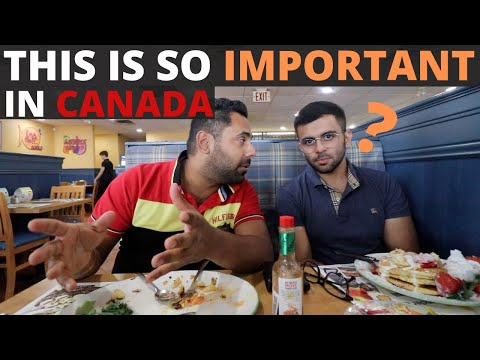 The Way Of Life In Canada, Basic Manners,  Important Traditions And Standard Practices In Canada