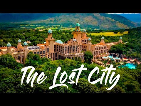 THE PALACE OF THE LOST CITY