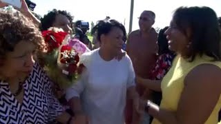 Alice Marie Johnson Notices 'People on the Phone a Lot' Since Getting Out of Prison