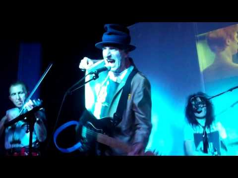 June 4, 2017: Doctors of Madness @ Prince Albert, Brighton (Kiss Goodbye Tomorrow)