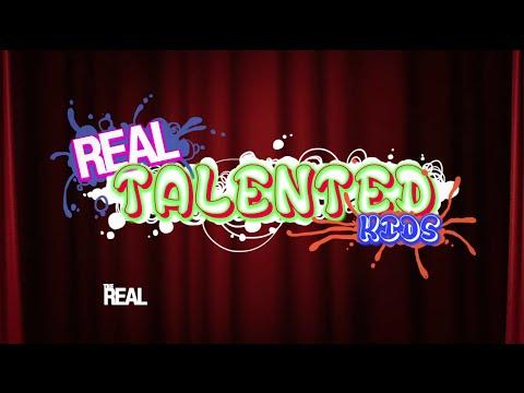 A REAL Kids Talent Show