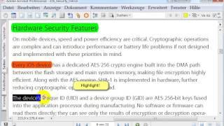Change PDF highlight colors with a single key press
