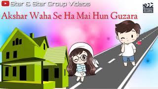 Dil Sambhal Ja Zara | Most Heart Touching | WhatsApp Status Video | RV Edits