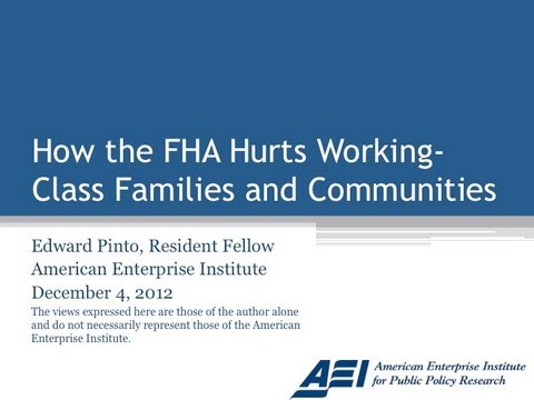 How the FHA hurts working-class families