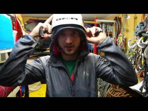 Mountain Equipment Kinesis Jacket | Guidiary Gear Review #1