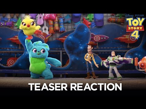 Meet Ducky and Bunny in Toy Story 4 2ebfad2eaf9