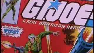 CGR Comic Book Review - G.I. JOE #1 First Printing!