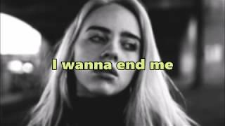 Billie Eilish - Bury a friend [Lyrics]