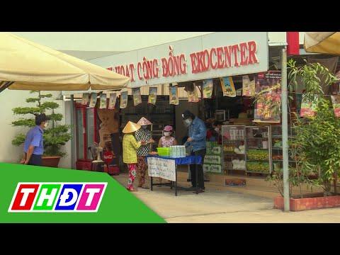 TP Sa Đéc: Quầy hàng miễn phí trong mùa dịch   THDT