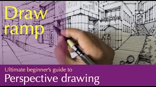 how to draw a street scene