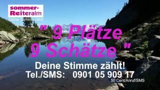 Sommer Reiteralm - 9 Plätze 9 Schätze - Reiteralm Spiegelsee