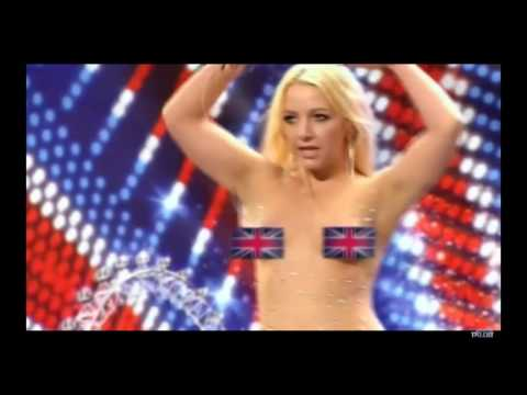 Britain's Got Talent - Lorna Bliss Britney Spears - 2011 audition