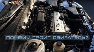 видео Форд скорпио DOHC 2.0 EFI