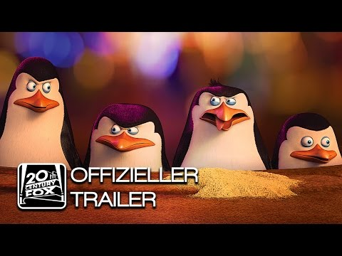 Die Pinguine aus Madagascar | Trailer 2 | Deutsch German HD