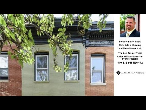 307 COLLINGTON AVENUE SOUTH, BALTIMORE, MD Presented by The Lee Tessier Team.