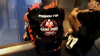 "#3. Muay Thai in New York. Gym ""Five Points"".Seminar by Rodion Gor."