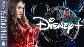 Disney+ To Launch With Star Wars, Marvel, Pixar At $7/Month - The John Campea Show