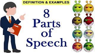 Parts Of Speech English Grammar Lessons And Worksheets
