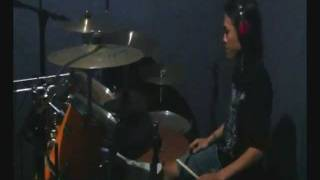 Asesino - Regresando odio (drum cover)