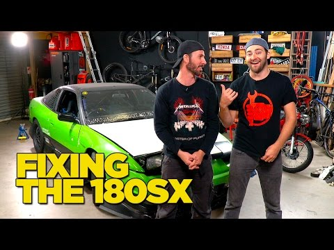 Fixing The 180SX