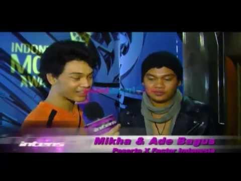 Mikha Angelo dan kisah Asmara dari panggung X-Factor Indonesia - Intens 2 Maret 2013