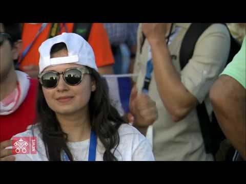 One day in 60 seconds: WYD Panama 2019.01.25