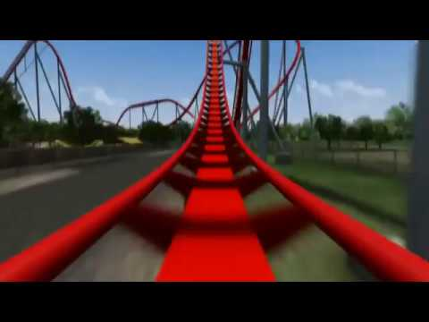 Intimidator Animated POV Carowinds