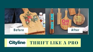 How To Shop The Thrift Store Like An Interior Designer