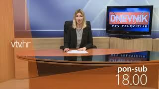 VTV Dnevnik najava 20. srpnja 2019.