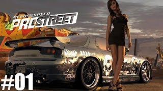 Need For Speed ProStreet - Gameplay ITA - Carriera - Let