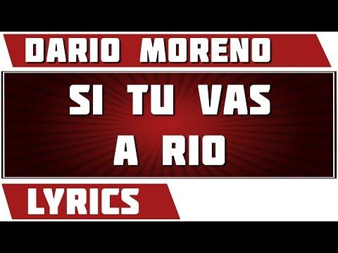 Si Tu Vas A Rio - Dario Moreno - paroles