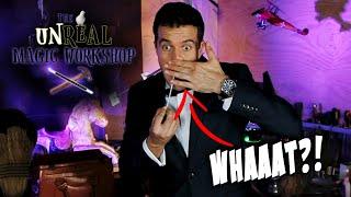 Gambar cover 5 CRAZY magic tricks - UNREAL Magic Workshop - Jonas Jost - Episode 8