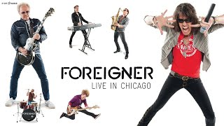 FOREIGNER Waiting For A Girl Like You Live from Foreigner Live In Chicago