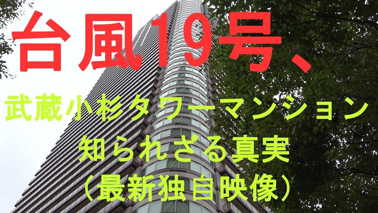 うんこ 武蔵 タワー 小杉