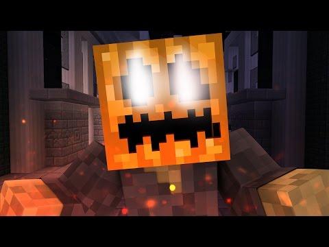 SCARY PUMPKIN! - The Terminal (Minecraft Horror Map)