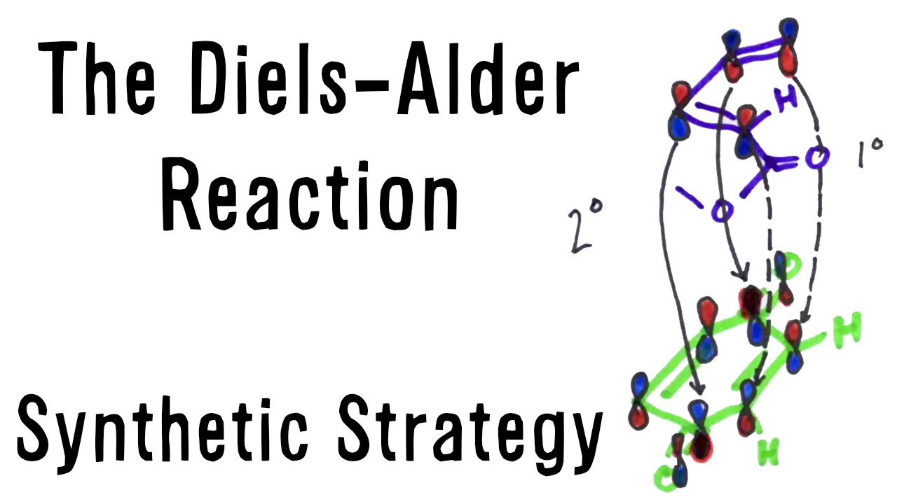 dials alder Advanced organic the diels-alder reaction • diels-alder (da) reaction is incredibly valuable method for the synthesis of 6-rings • it is not within the remit of this course to go into detail about this reaction.