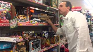 Toy Gun Musical in the Dollar Store