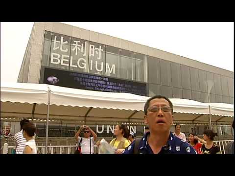 Last Belgians at Shanghai Expo?