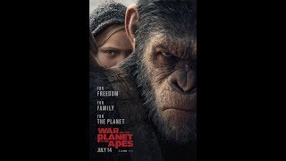 War Of the Planet Of The Apes Movie Review